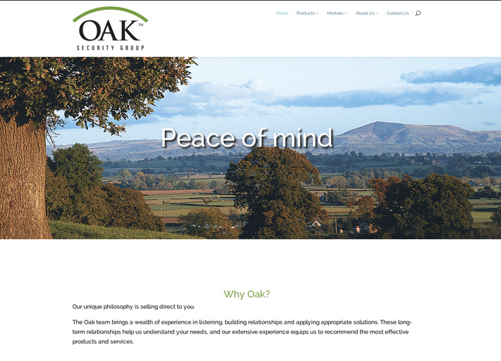 Oak Security Group