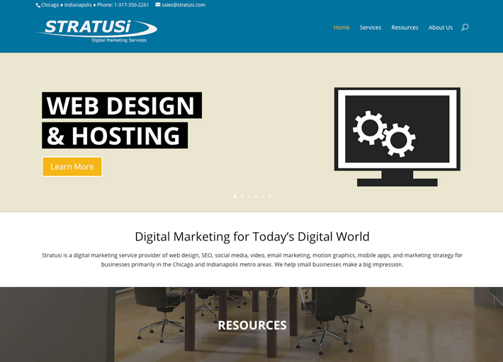 stratusi website